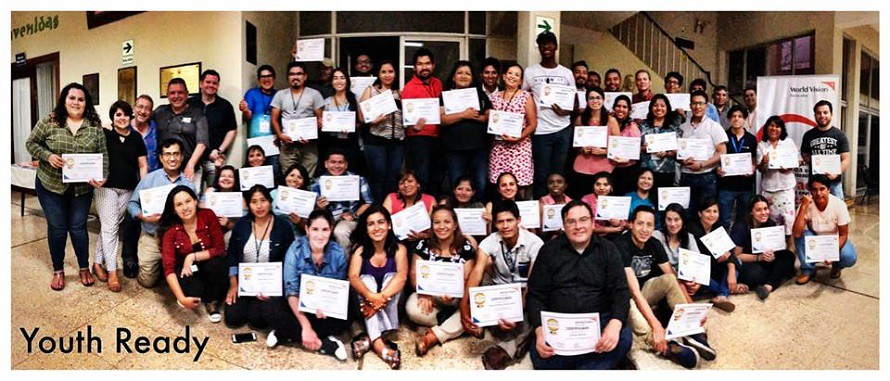 Programa Youth Ready capacita a facilitadores y coordinadores de World Vision