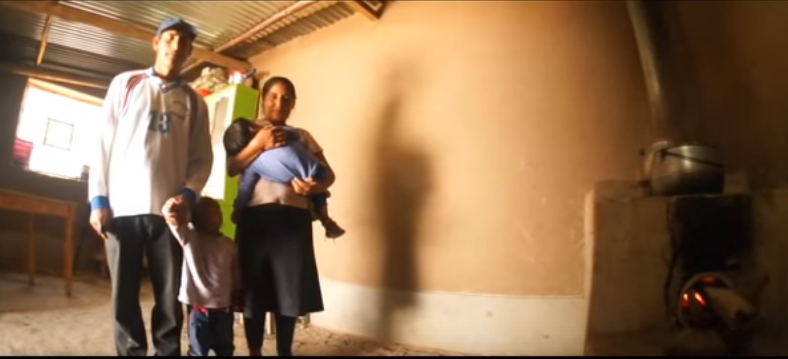 Clean and Efficient Cookstoves Project - How we work with families