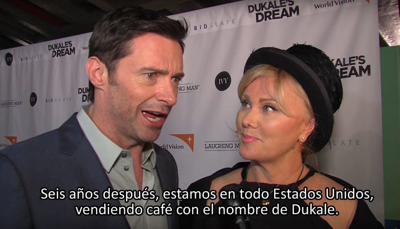 El sueño de Dukale - Documental de Hugh Jackman con World Vision