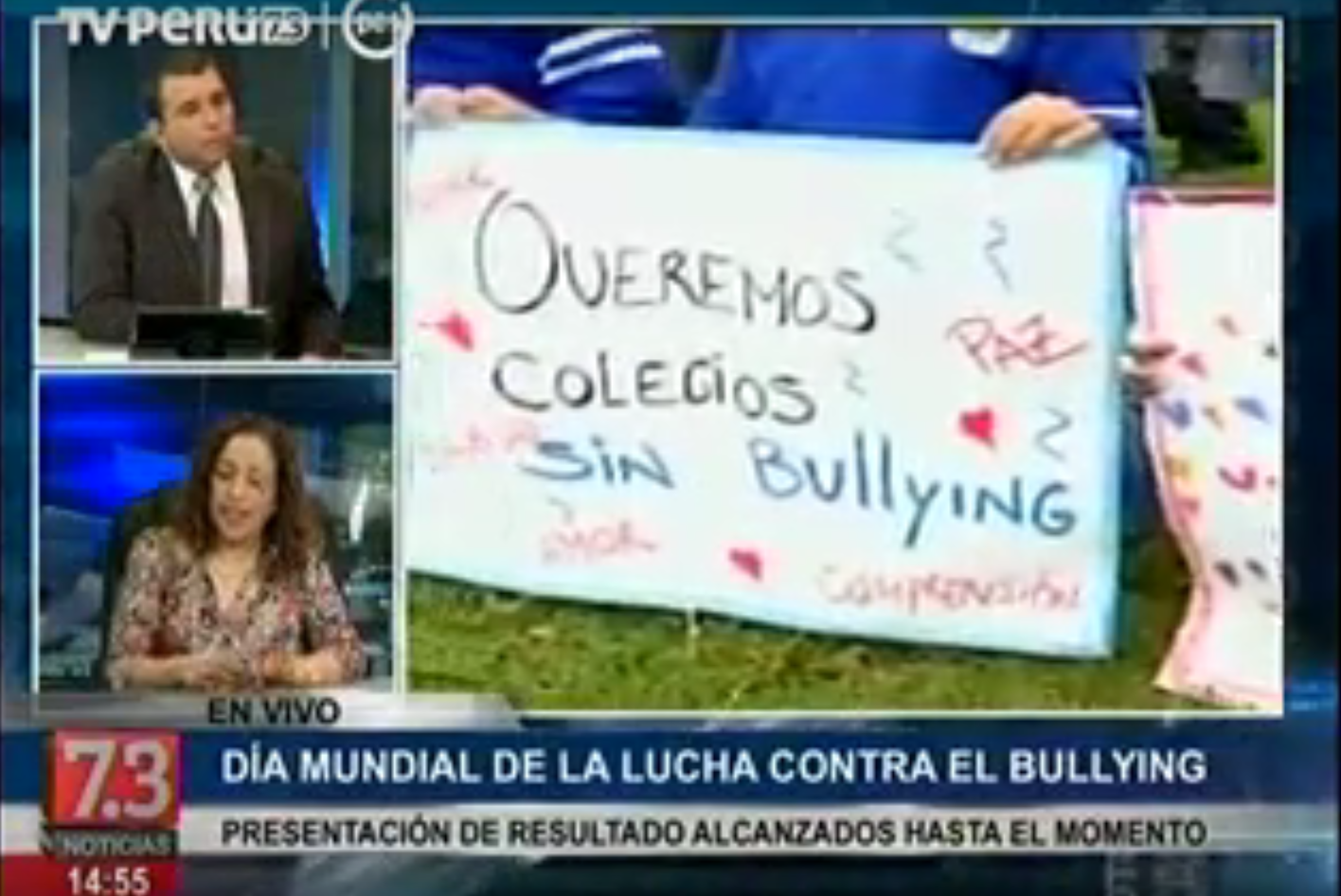 World Vision Peru Promueve Acciones Contra El Bullying World Vision Peru