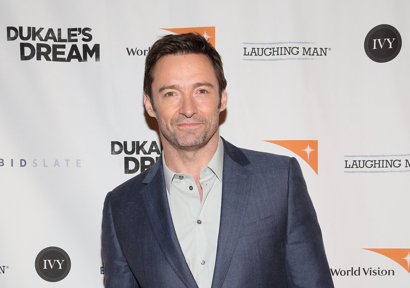 Hugh Jackman protagoniza documental de World Vision