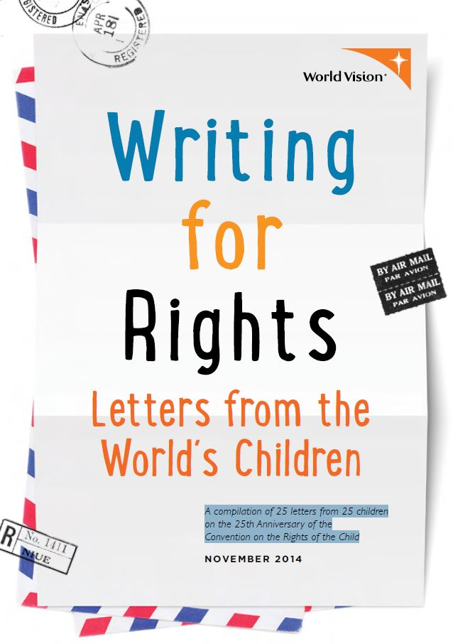 Writing for Rights - Escribir por los Derechos